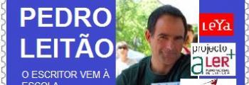 Escritor e ilustrador Pedro Leitão