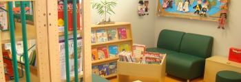 Biblioteca da Escola Básica Abade de Mouçós
