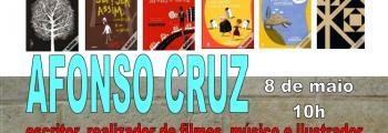 AFONSO CRUZ - Escritor