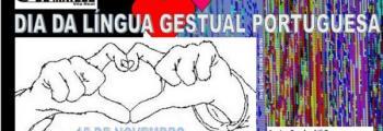 Dia da Língua Gestual Portuguesa