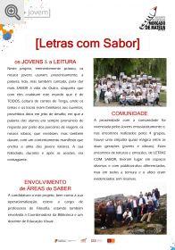 LerJovem ESMM cartaz2015