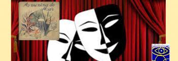 A MENINA DO MAR - teatro